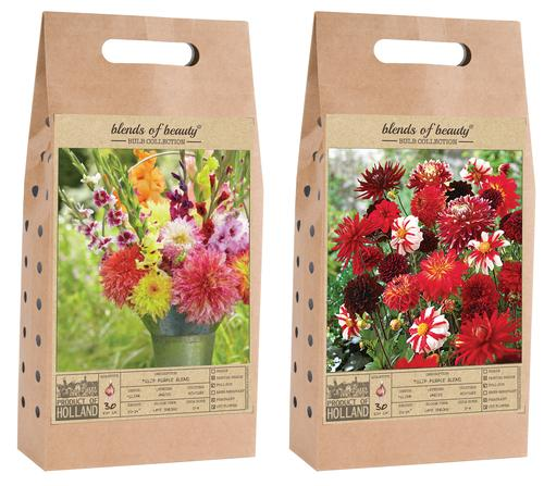 Spring Blends of Beauty Packaging